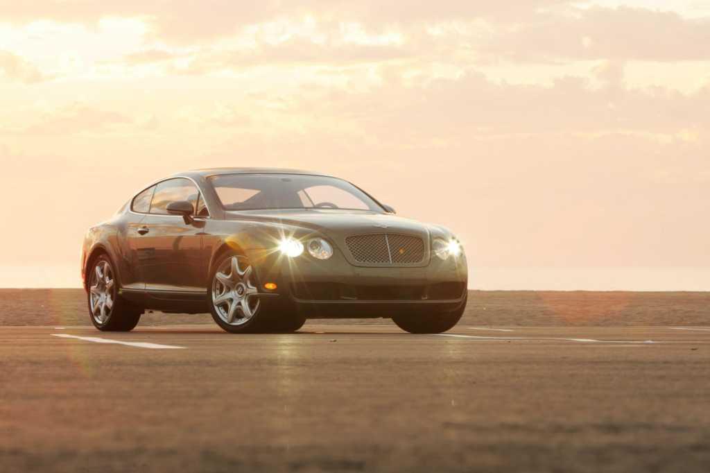 Dünyanın en güzel arabaları - 2003 Bentley Continental GT