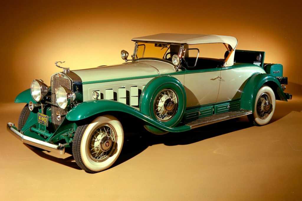 Dünyanın en güzel arabaları - 1930 Cadillac V16