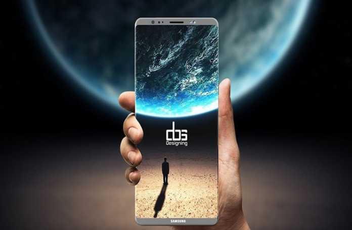 Galaxy Note 8'in sızan yeni görüntüleri şaşırttı