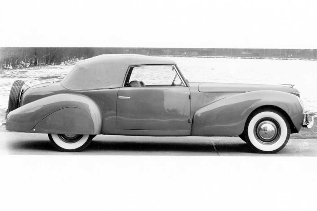 Dünyanın en güzel arabaları - 1939 Lincoln Continental