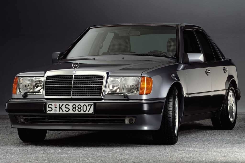 Dünyanın en güzel arabaları - 1991 Mercedes-Benz 500E/E500