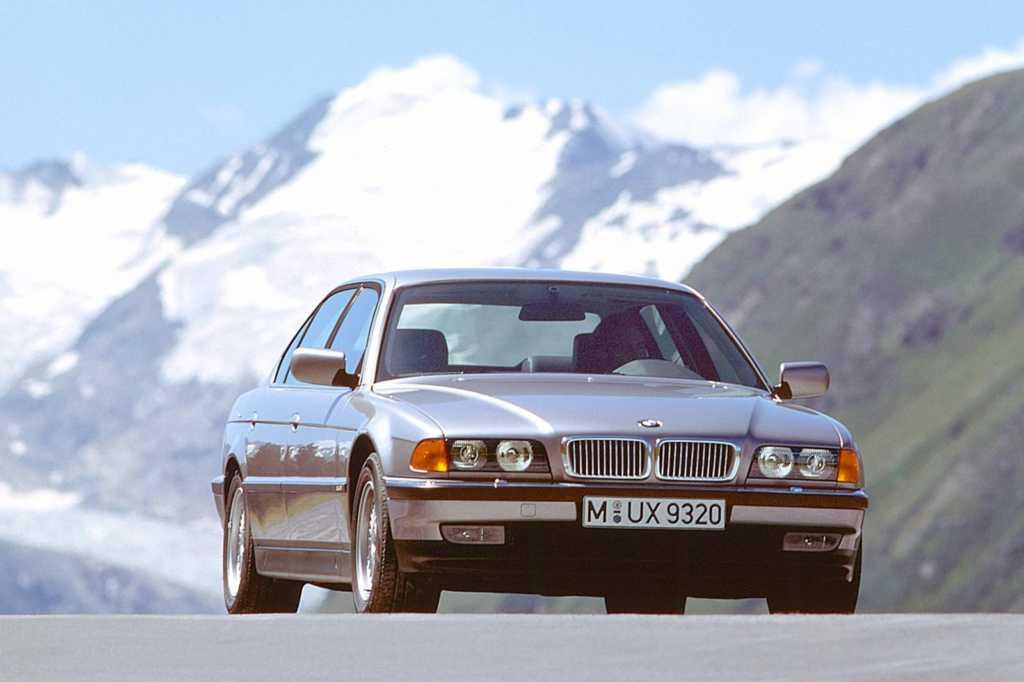 Dünyanın en güzel arabaları - 1995 BMW 7 Series