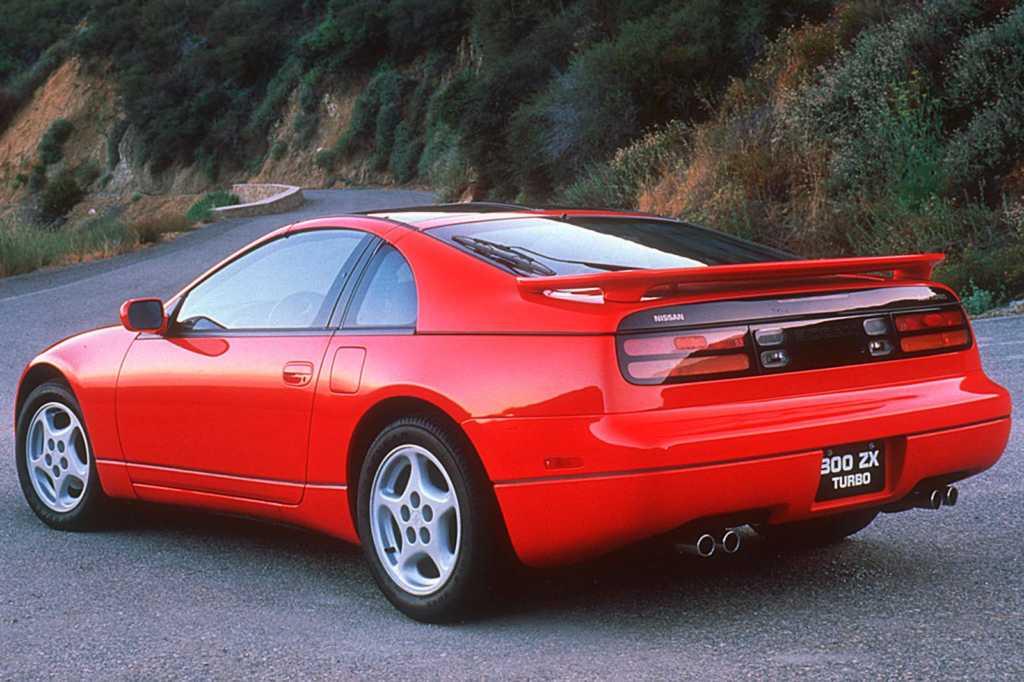 Dünyanın en güzel arabaları - 1990 Nissan 300ZX Twin Turbo
