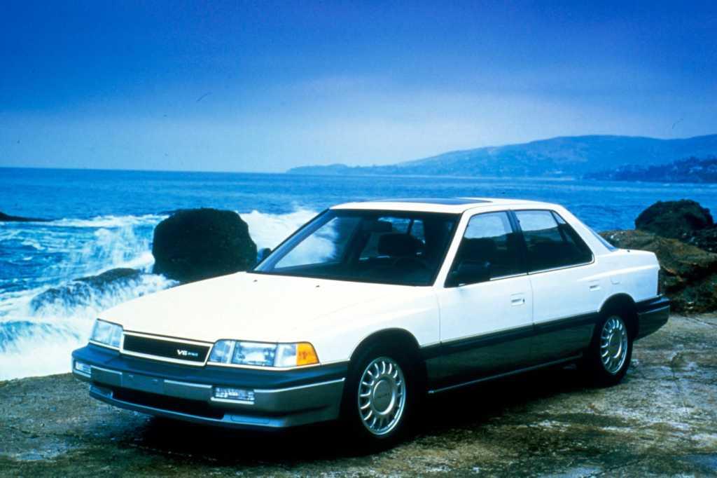 Dünyanın en güzel arabaları - 1986 Acura Legend