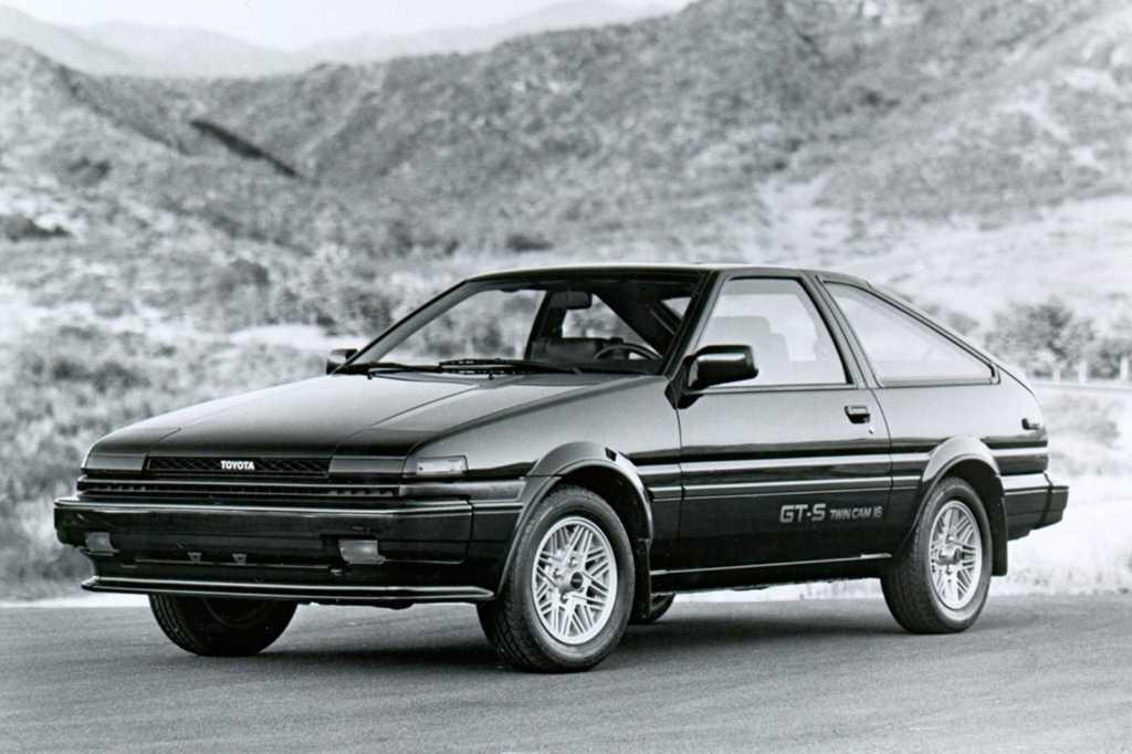 Dünyanın en güzel arabaları - 1984 Toyota Corolla AE86