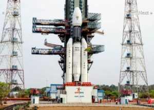GSLV Mark III kodlu uzay aracına Hindistan'da canavar lakabı takıldı.