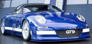 Dünyanın en hızlı arabaları - 9FF GT9-R- 257 MPH