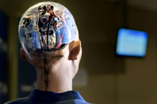 Yapay Zeka Robotu Sophia David Hanson