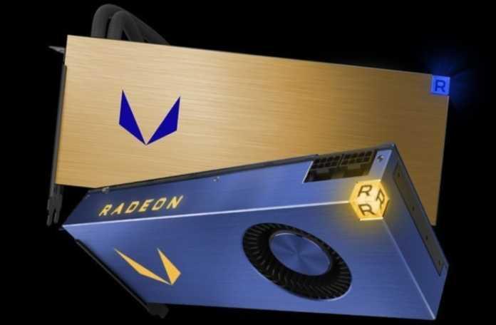 Radeon Vega Frontier Edition