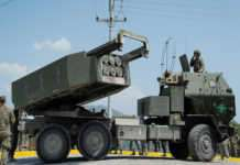 HIMARS sent to syria