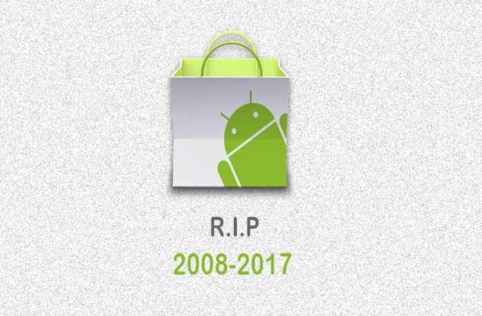 Google, Android Market'i 30 Haziran'da kapatıyor