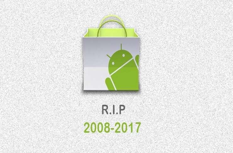 Google, Android Market'i 30 Haziran'da resmen kapatıyor
