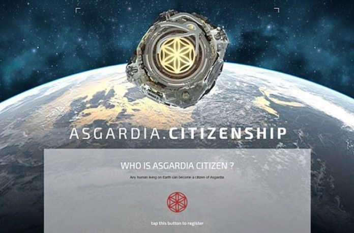 Uzay ulusu olarak bilinen Asgardia bu yıl içerisinde uzaya küçük bir uydu fırlatacak.