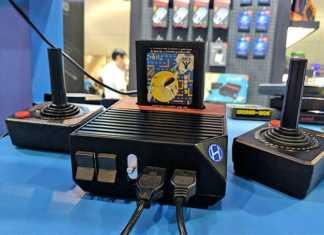 Atari Retron 77