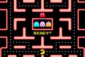 Dünyanın en çok oynanan oyunu Ms. Pac- Man