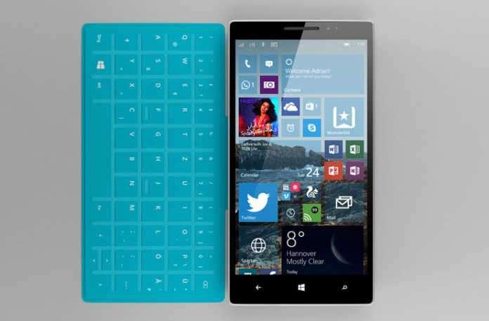 Bu yılın ikinci yarısında Microsoft'un Windows 10 tabanlı Surface Phone'u piyasaya çıkarması bekleniyor.