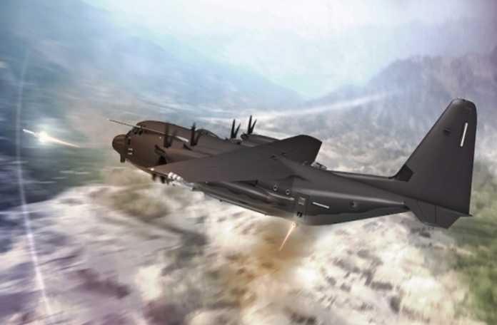 C-130J-SOF Lockheed Martin