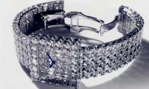 Dünyanın en pahalı saati Chopard Super Ice Cube