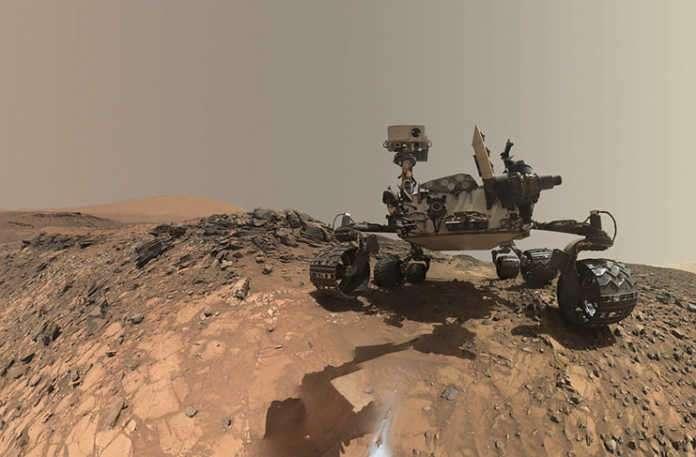 Mars keşif aracının indirildiği bölge potansiyel bir yaşam merkezi olduğu düşünülüyor