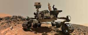 NASA, Curiosity keşif aracını tam olarak Mars'taki Gale Kraterine indirdi çünkü gezegenin geçmişi hakkında açık bir kitap gibi çok şey anlatan bir yer olmasından umutlu.