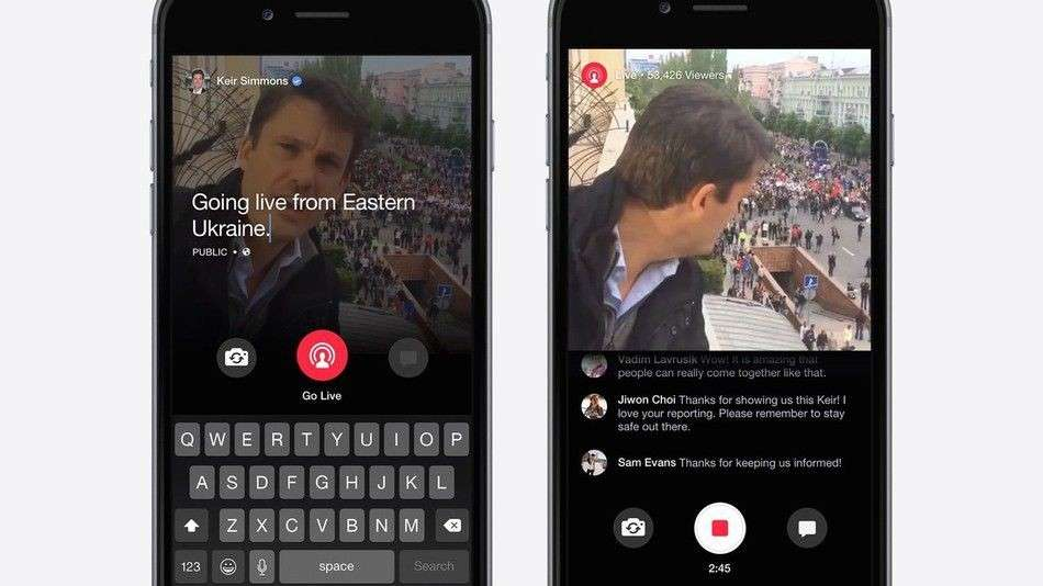 Facebook'un en son uygulaması sadece video kreatörleri için tasarlandı