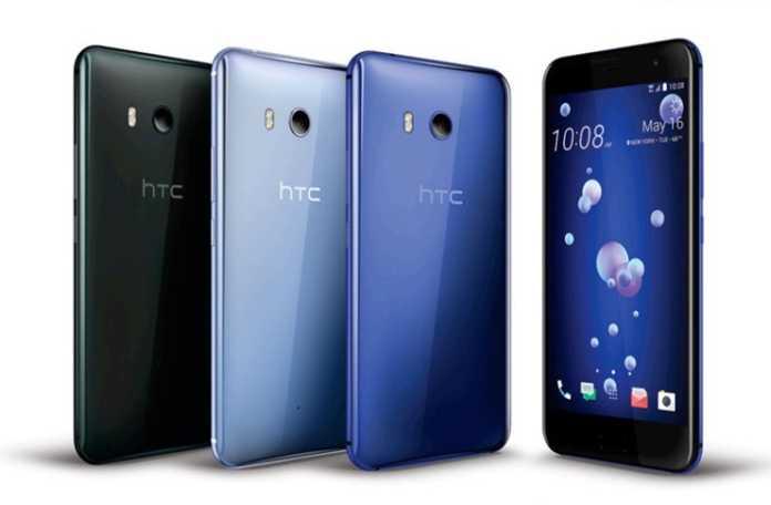 HTC U11'in fiyat etiketi ise tam 749 euro