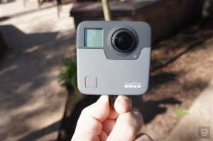 Ünlü aksiyon kameraları üreticisi GoPro, hepsi bir arada sanal gerçeklik kamerası Fusion'ı tanıttı.