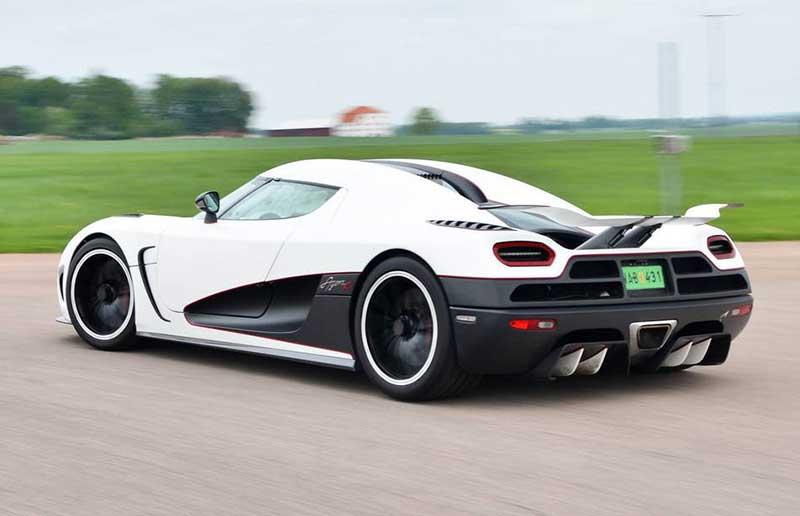 Dünyanın en hızlı arabaları - Koenigsegg-Agera-R