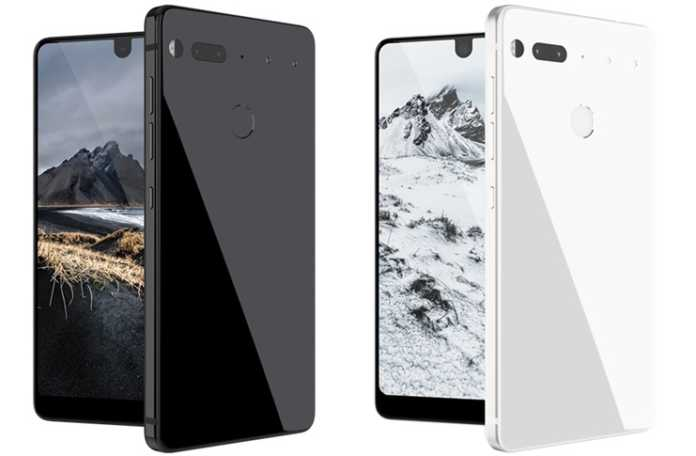 Essential Phone (Essential PH-1), 23 Temmuz'da satışa çıkacak
