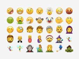 Emoji çılgınlığına yenileri ekleniyor