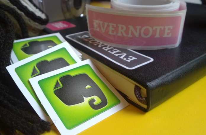 Evernote, bazı mobil platformlardan çekiliyor