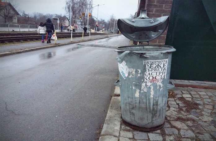 Bulgar sanatçı Vanyu Krastev, Eyebombing sanatı ile insanların yüzünü güldürdü