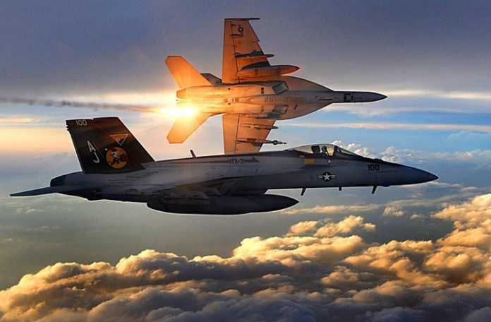F/A18-E Super Hornet