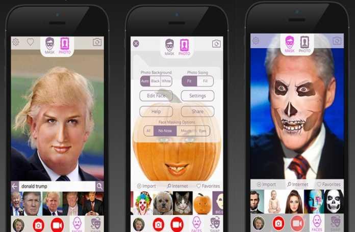 """""""Face Swap"""" uygulaması herkesi etkisi altına almaya başladı"""