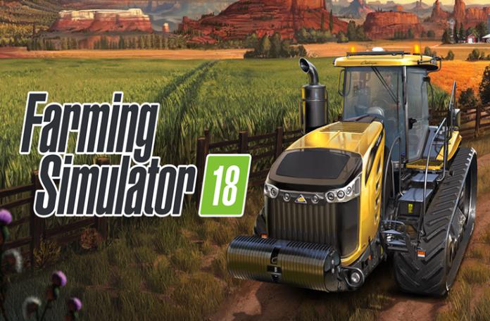 Farming Simulator 18'i Android ve iOS için indirebilirsiniz