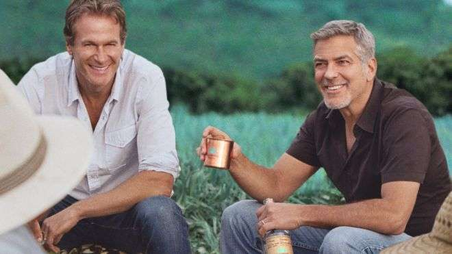 George Clooney'in 1 milyar$'lık şirketi