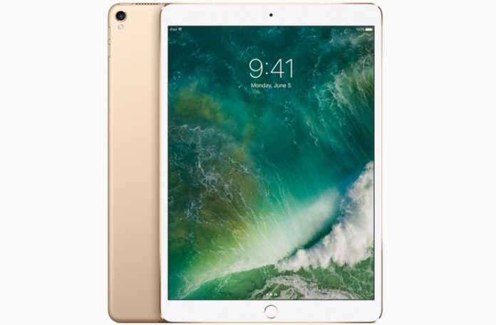 WWDC etkinliğinde duyurulan 10.5 inç boyutuyla yeni iPad Pro eski iPad Pro'ya göre daha büyük ancak hala şık ve zarif.
