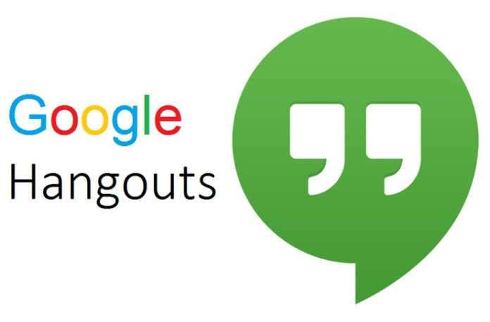 Biraz zaman alsa da Google Hangouts nihayet Facebook Messenger'ın izinden gidiyor.