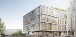 'Google Londra Merkez Binası'