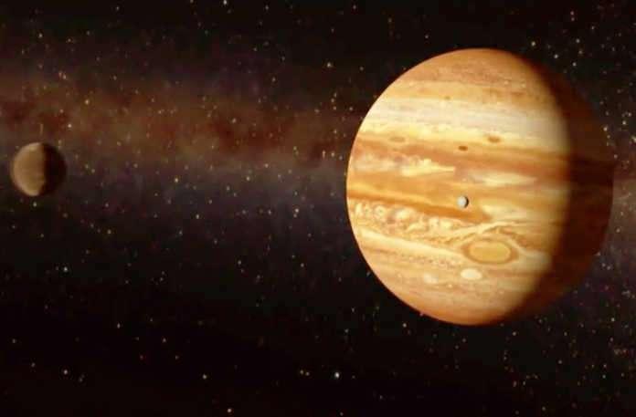 Jüpiter'in güneş sistemindeki en eski gezegendir olduğu teorisinin gerçek olduğu kanıtlandı