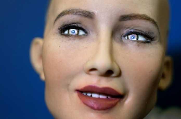 Hanson Robotics Sophia Humanoid