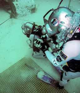 NASA, uzaya gidecek astronot adaylarını böyle eğitiyor
