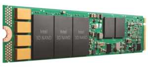 Intel, SSD serisinin dikkat çeken özellikleri