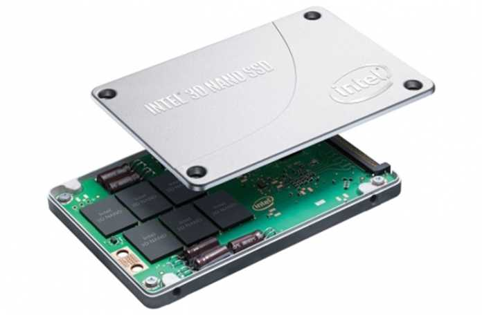 Intel, yeni 3D NAND flaş SSD'lerini duyurdu