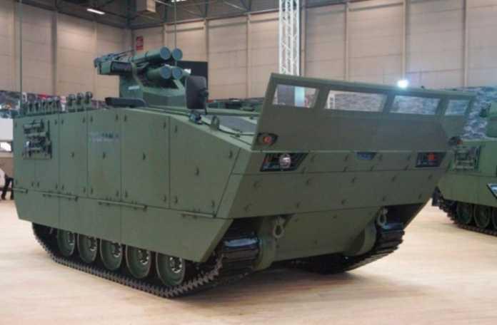 Kaplan-30 Yeni Nesil Zırhlı Savaş Aracı