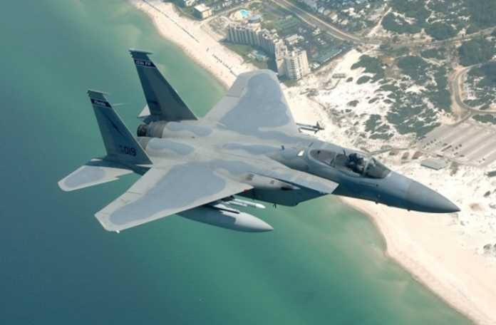 F-15 satış
