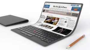 Lenovo, bükülebilir cihaz teknolojisini getiriyor