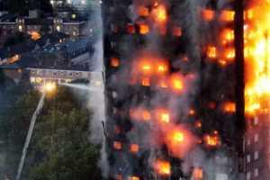 Grenfell Tower yangını Londralıları biraraya getiriyor