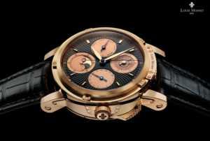 Dünyanın en pahalı saati Louis Moinet Magistralis