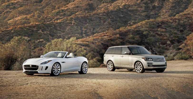 Jaguar Land Rover 1